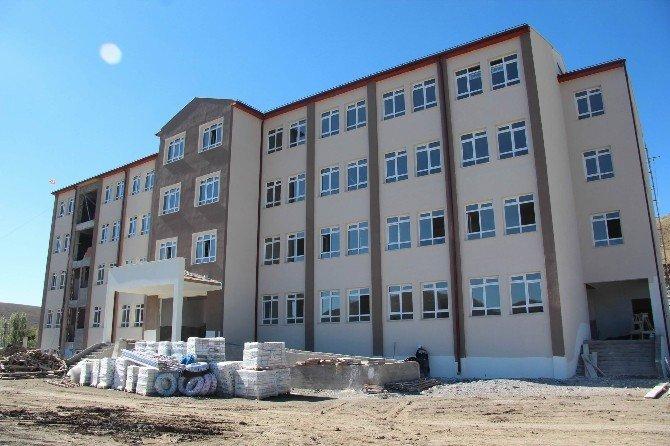 Sivas İl Özel İdaresi Eğitime 68 Milyon Lira Harcadı