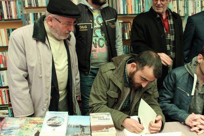 Tekirdağlı Yazarlar Okuyucularıyla Buluştu