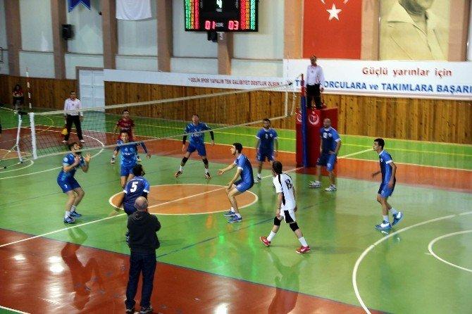 Türkiye 3. Lig Voleybol Karşılaşması: