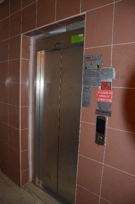 """Kömerik: """"Ordu'daki Asansörlerin Yüzde 75'i Kırmızı Etiketli"""""""