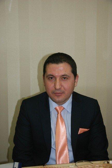 ZMO İl Temsilcisi Özdemir, Basın Mensuplarıyla Bir Araya Geldi