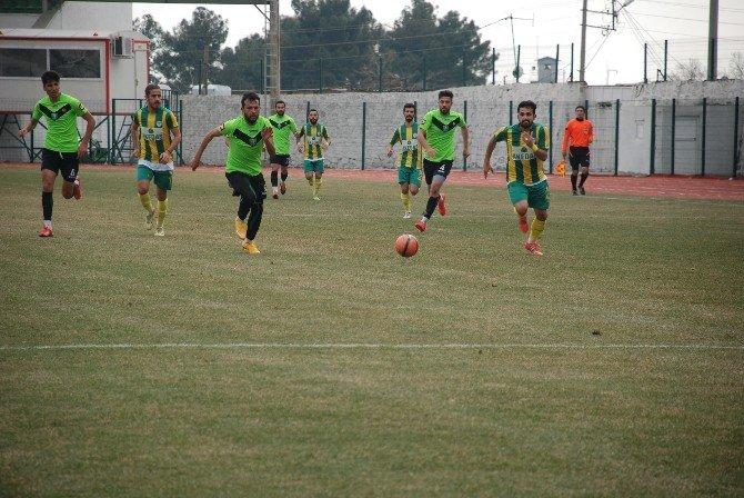 Adıyaman 1954 Spor: 2- Şehit Kamil Belediyespor: 0