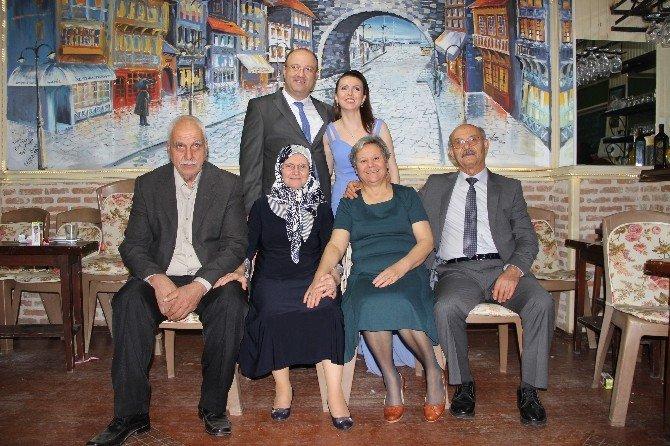İHA Muhabiri Emrah Elmas, A. Filiz Bağcı İle Dünya Evine İlk Adımlarını Attılar
