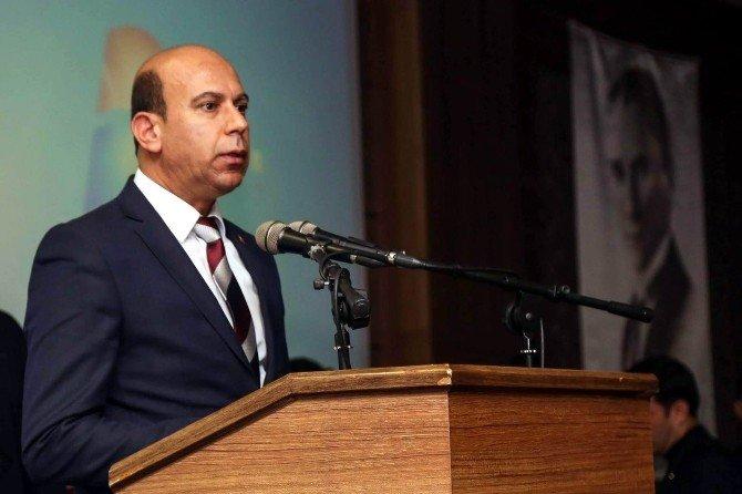 AK Parti Şehitkamil İlçe Danışma Meclisi Toplantısı Yapıldı