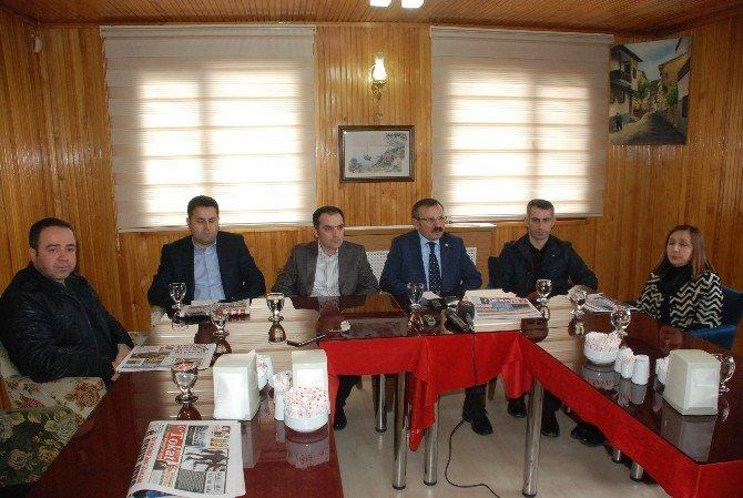 AK Partili Beyazıt, Terör Operasyonları Değerlendirdi