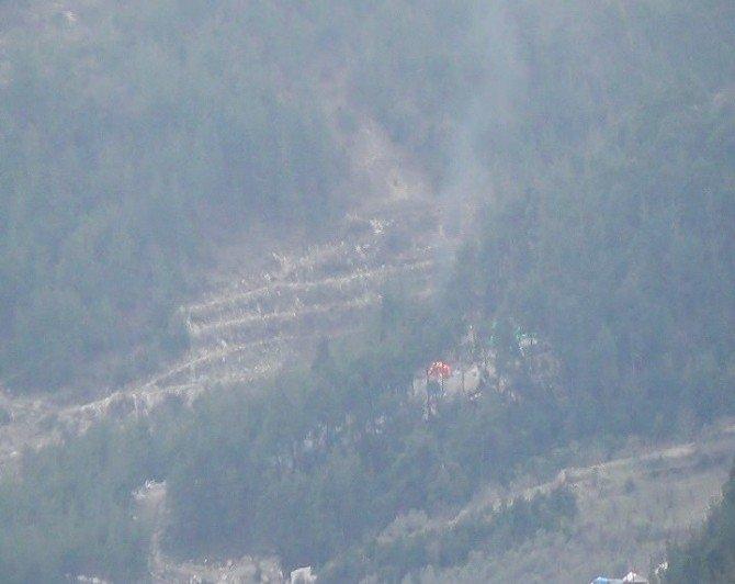 Türkmendağı'ndaki Çatışmalar Yoğunlaştı