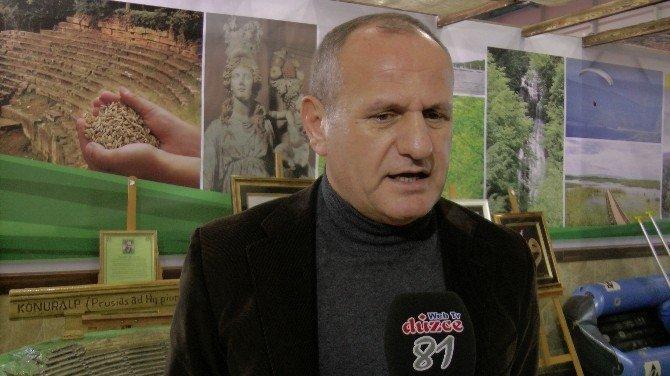 Düzce Belediye Başkanı Keleş: