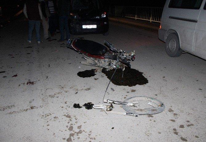 Bilecik'te Trafik Kazası: 2 Yaralı