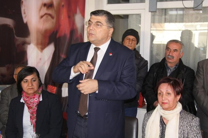 CHP Genel Sekreteri Sındır: Memleketimizin iyiliği için çalışacağız