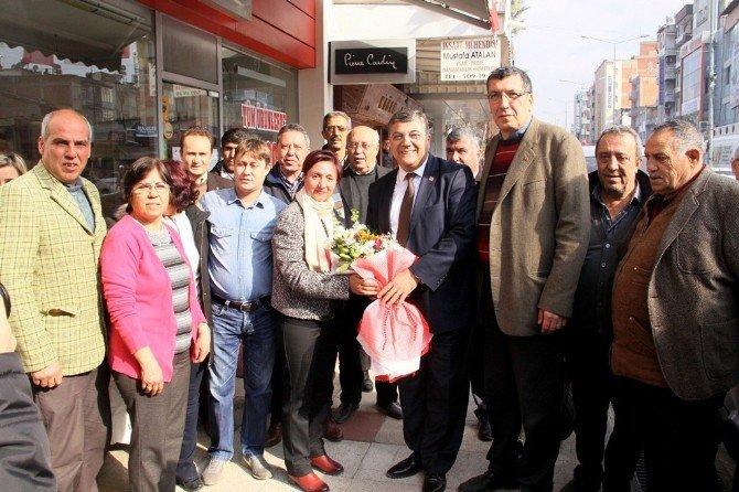 """CHP Genel Sekreteri Sındır: """"Memleketimizin İyiliği Ve Partimizin Başarısı İçin Çalışacağız"""""""