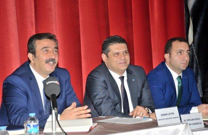 """Çetin: """"Bakanımızın Müjde Vereceğine Yürekten İnanıyorum"""""""