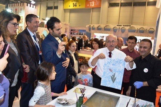 Tekirdağ Büyükşehir Belediyesi Standı Yerli Ve Yabancıların İlgisini Çekti