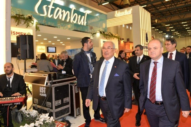 Mersin, EMITT Fuarı'na Damga Vurdu
