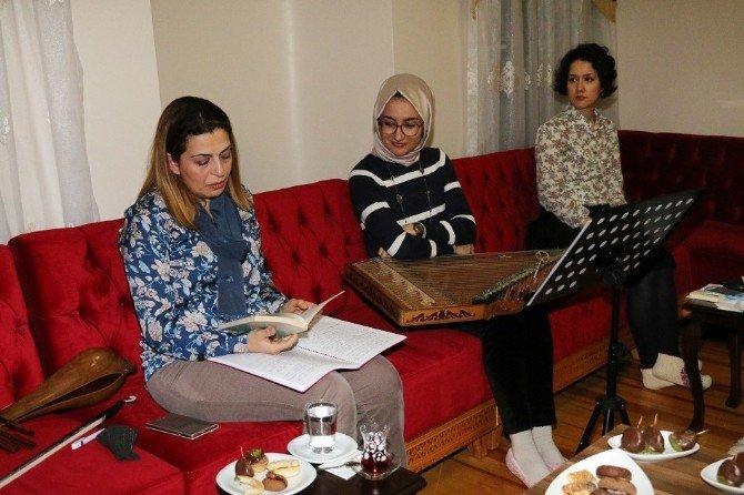 Eyüpte, Kadınlara Özel Musiki Meclisi