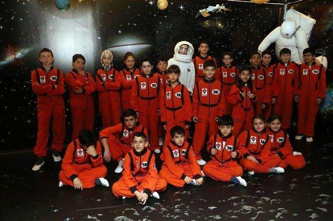 Ali Kuşçu Uzay Evi'ne Büyük İlgi