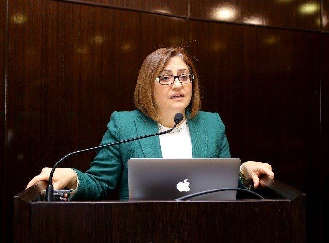 Başkan Şahin Ve AK Partili Vekiller Terörü Lanetledi