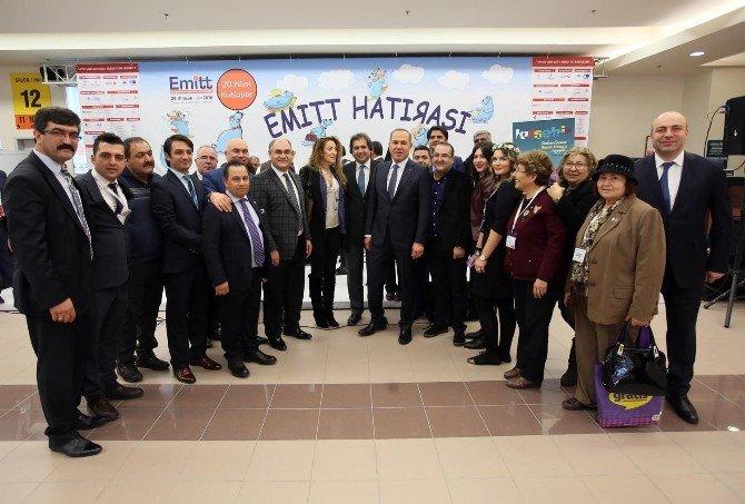 EMITT 2016'da Adana Rüzgarı