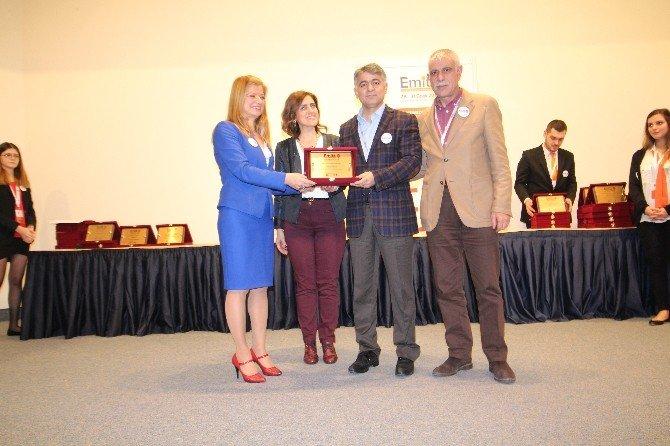 Ağrı'ya 'En Centilmen Stand' Ödülü