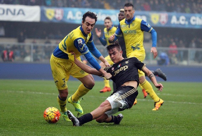 Juventus, Galibiyet Serisini 12 Maça Çıkardı