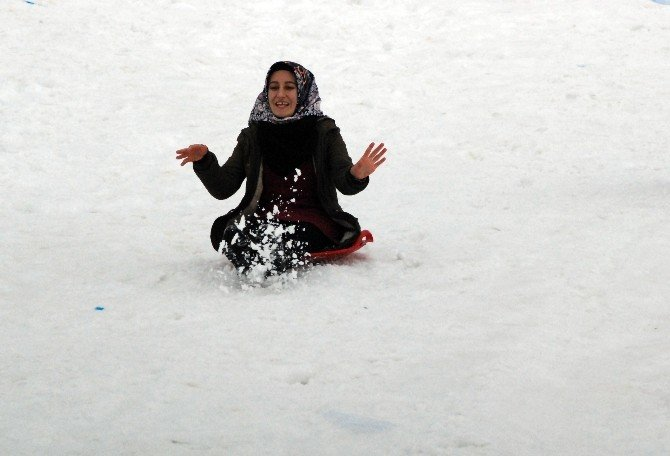 Kahramanmaraş'ta 2. Kar Festivali