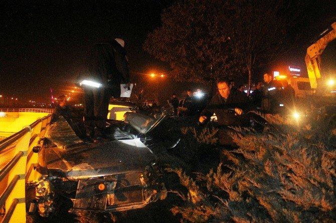 Konya'da Feci Kaza: 1 Ölü, 1 Yaralı