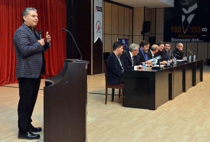 Muratpaşa Belediyesi Fikir Proje Ödül Töreni