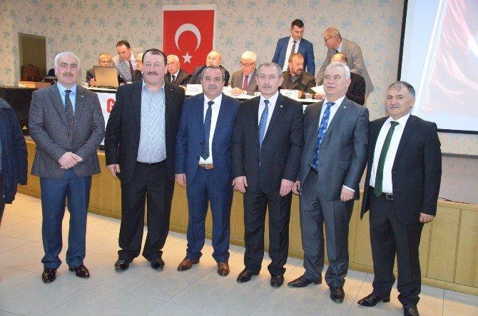 Esnaf Kooperatifinin Mali Genel Kurulu Toplantısı