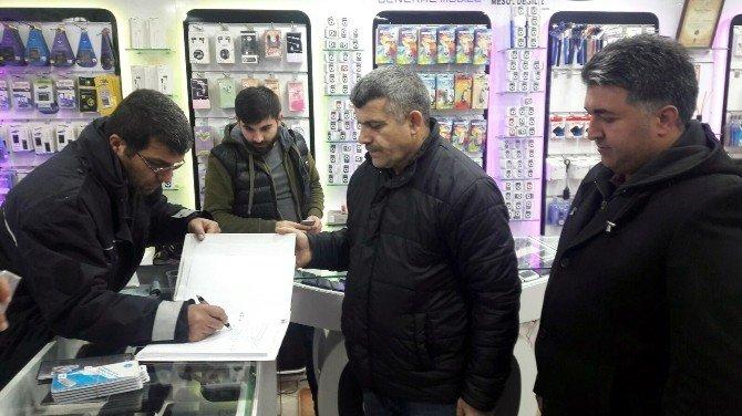 Başkanlık Sistemi İçin Topladıkları İmzalar İle Ankara Yoluna Çıktılar