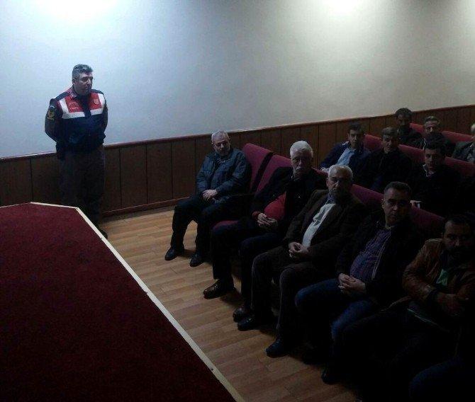 Jandarma'dan 160 Servis Sürücüsüne Eğitim