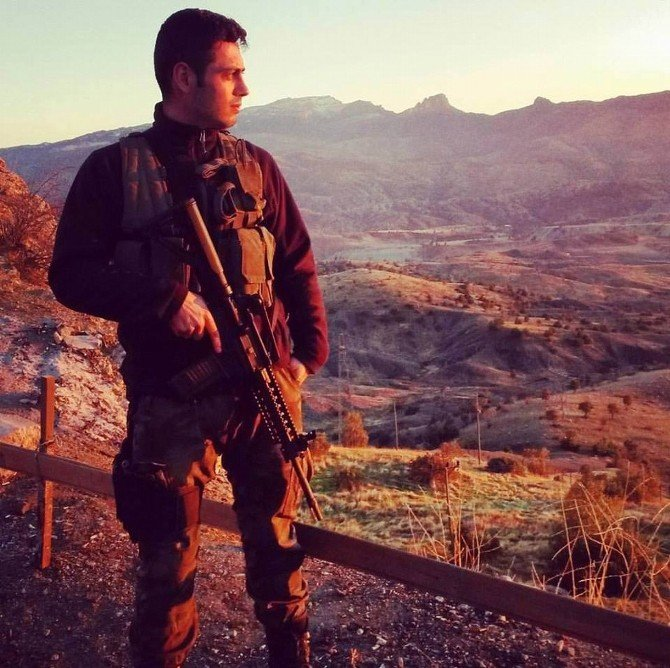 Dış Görevlendirme İle Gittiği Cizre'de Şehit Düştü