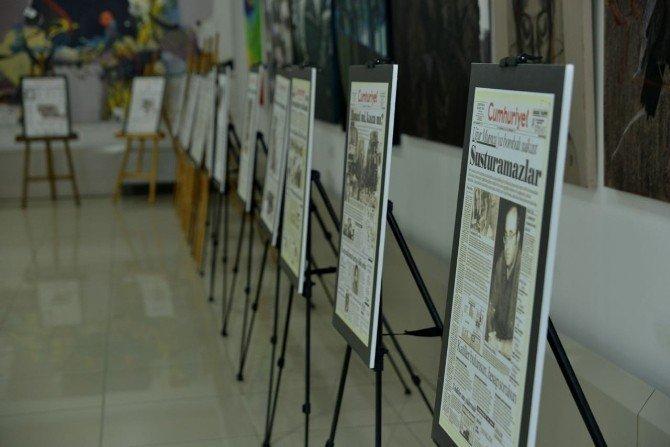 Uğur'suz Yıllar Sergisi Tepebaşı'nda
