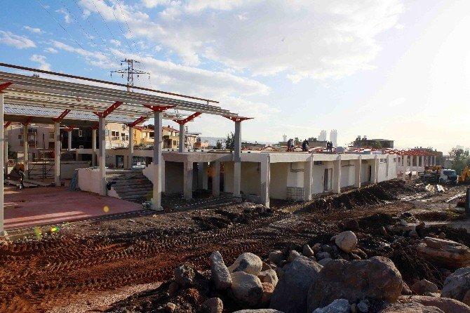 Osmangazi, Pazar Yerine Kavuşuyor