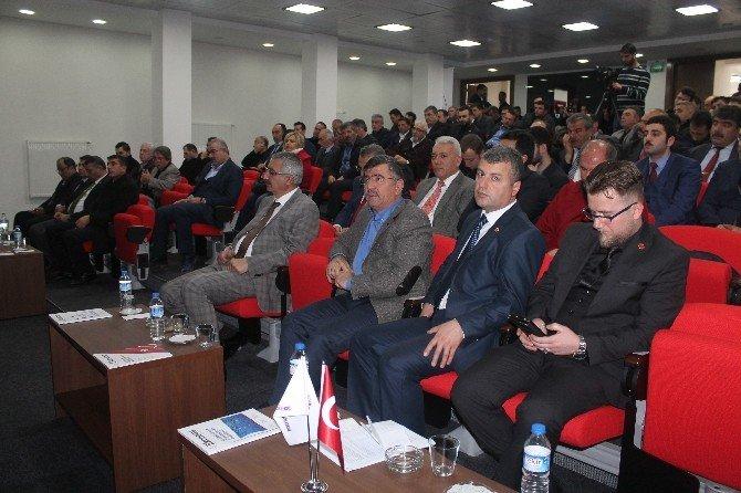 Niğde TÜMSİAD 3. Olağan Genel Kurulu Toplantısı Yapıldı