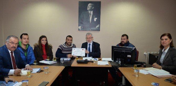 Avrupa Birliği'nden Üniversiteli Gençlere 81 Bin Euro Destek
