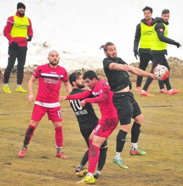 Yozgatspor:4 Nevşehirspor:1
