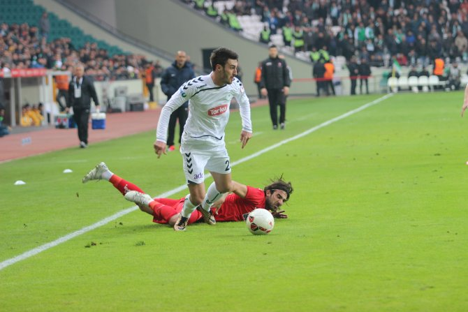 Torku Konyaspor: 1 - Antalyaspor: 0
