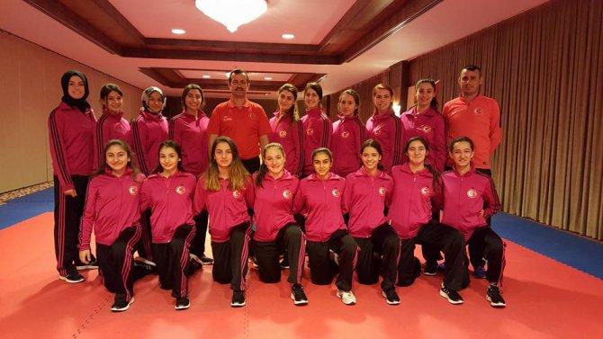 Karate Milli Takımı Kıbrıs'a çıkarma yapıyor
