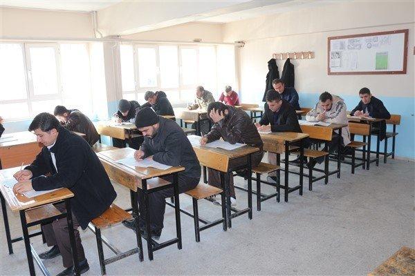 Kahta'da Siyer Sınavı Yapıldı