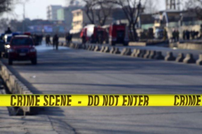 Afganistan'daki intihar saldırısında bilanço artıyor: 9 ölü, 12 yaralı