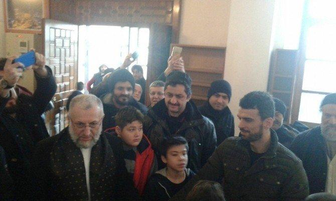 AGD'nin Kış Etkinliklerine Kenan Sofuoğlu Da Katıldı