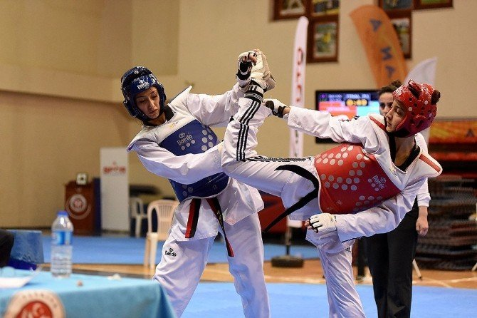 Ağrılı Sporcu Türkiye İkincisi Oldu