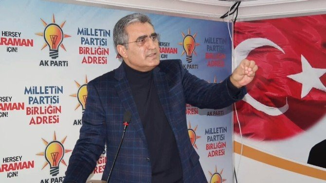 AK Parti Karaman İl Danışma Meclisi Toplantısı