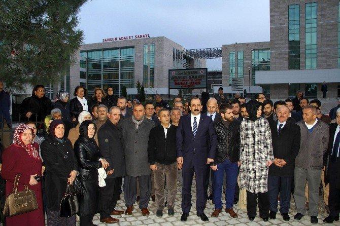 Samsun'da 300 Kişi Kılıçdaroğlu Hakkında Suç Duyurusunda Bulundu