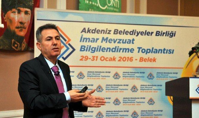 AKBB'den 'Büyükşehir' Semineri