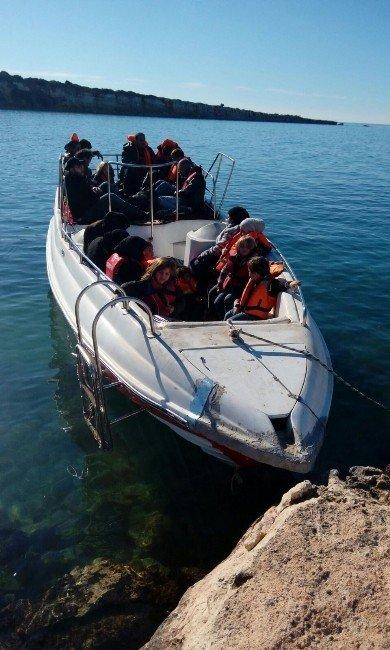 Aydın'da 27 İnsan Taciri Tutuklandı