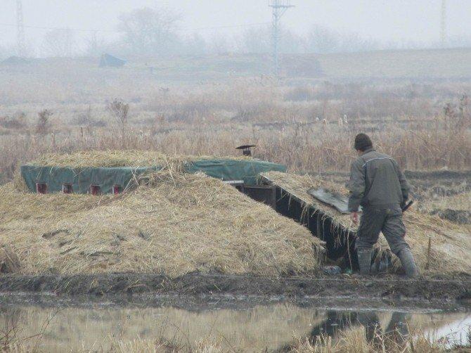 Kırklareli'nde Güme Ve Kaçak Av Operasyonu