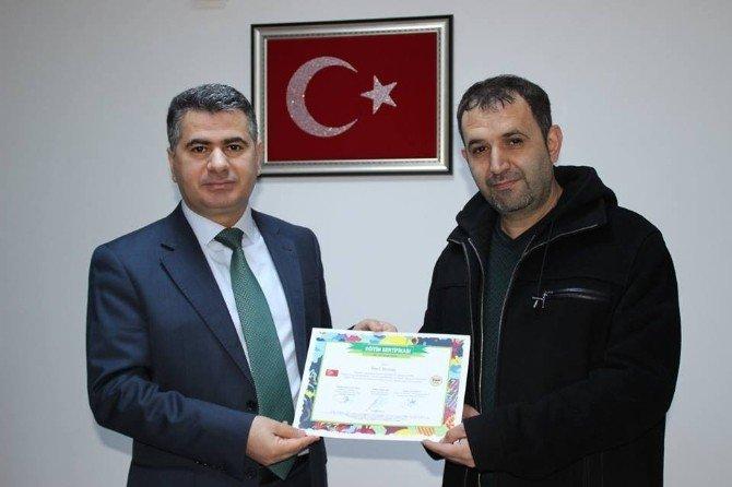 Tokat'ta Gazetecilere Eğitim Semineri