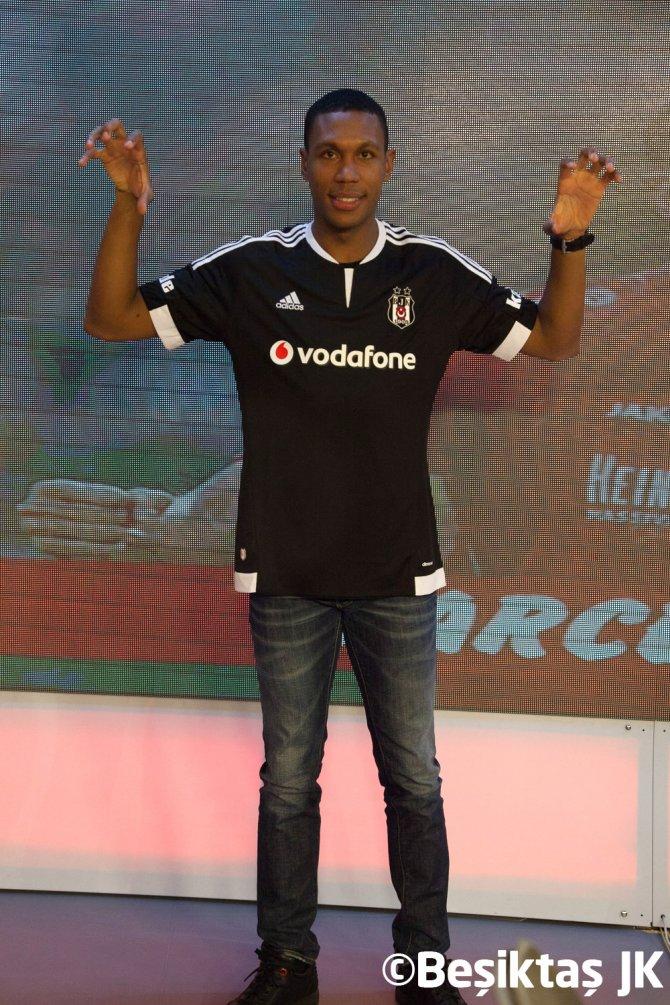 Marcelo Guedes: Beşiktaş'ta olmaktan ötürü çok mutluyum