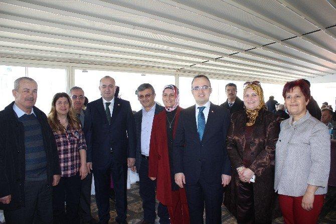 Çanakkaleli Alan Kılavuzlarından Turan'a Teşekkür