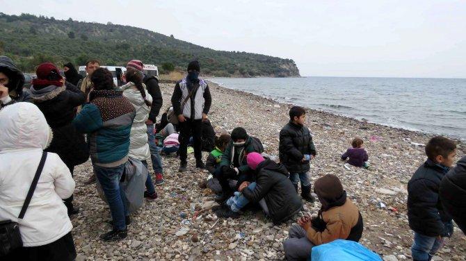 Çanakkale'de 315 kaçak göçmen yakalandı
